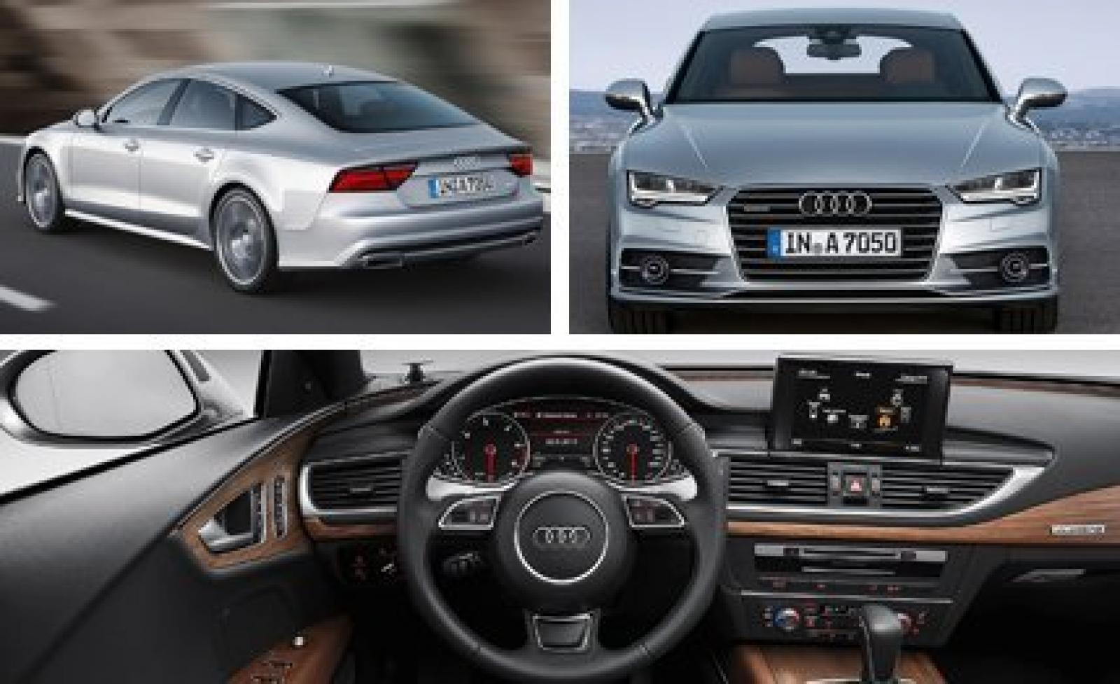 2015 audi a7 information and photos zombiedrive. Black Bedroom Furniture Sets. Home Design Ideas