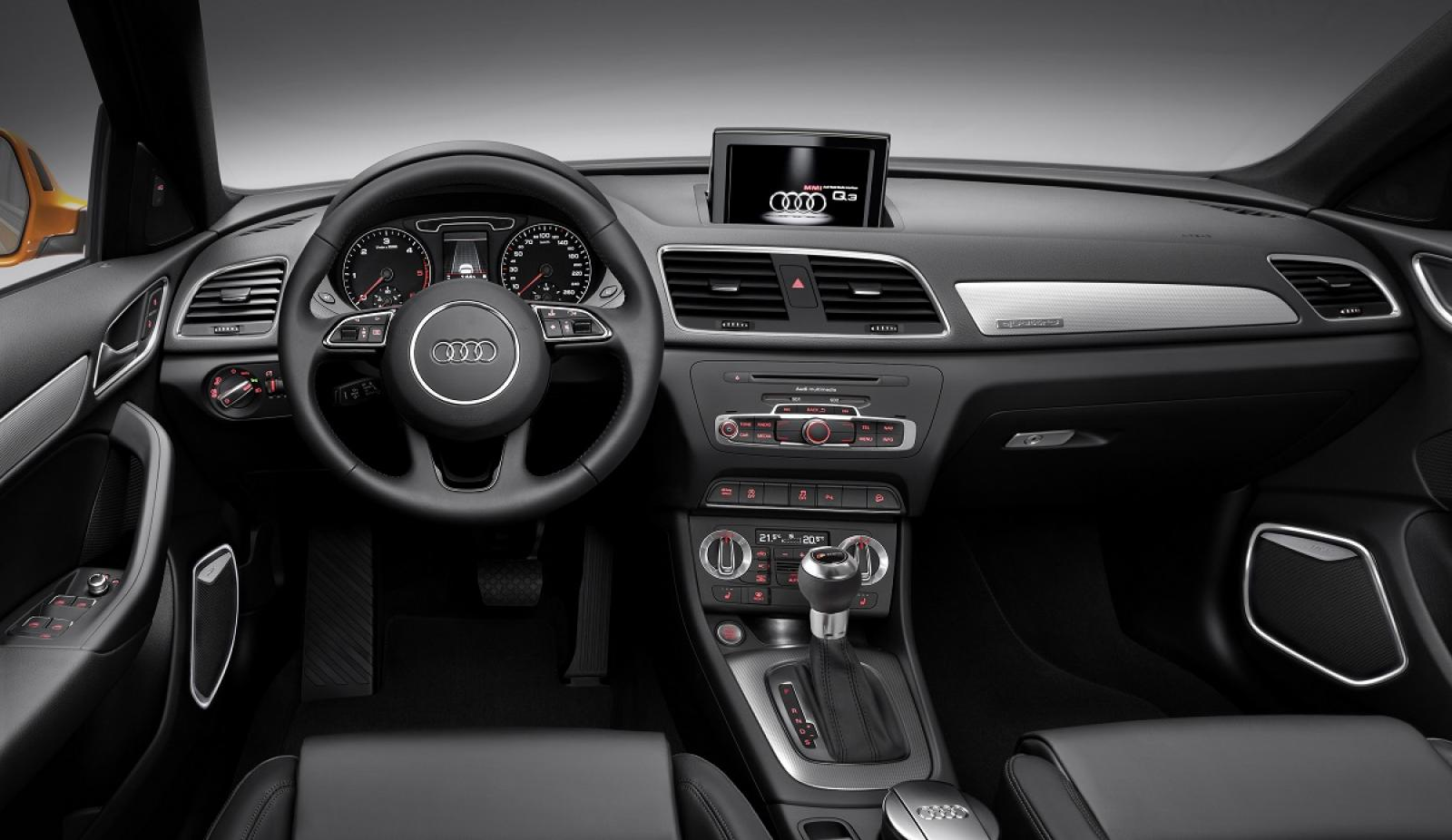 2015 Audi Q3 - Information and photos - ZombieDrive