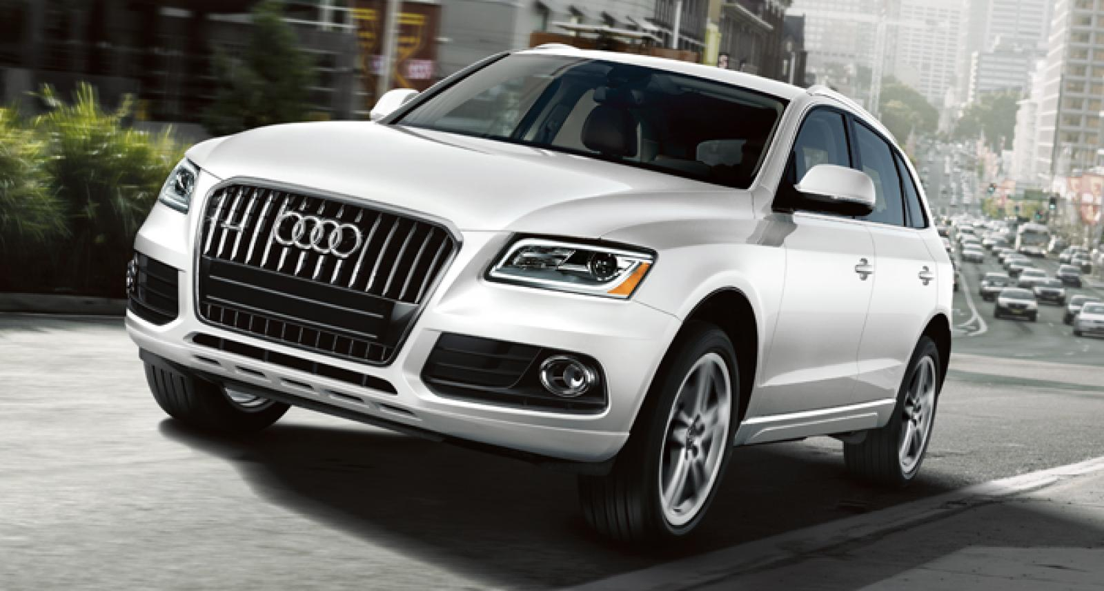 2015 audi q5 - information and photos - zombiedrive
