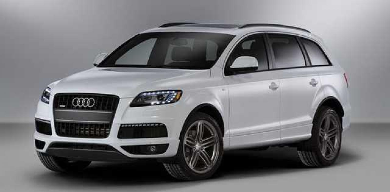 2015 audi q7 information and photos zombiedrive. Black Bedroom Furniture Sets. Home Design Ideas