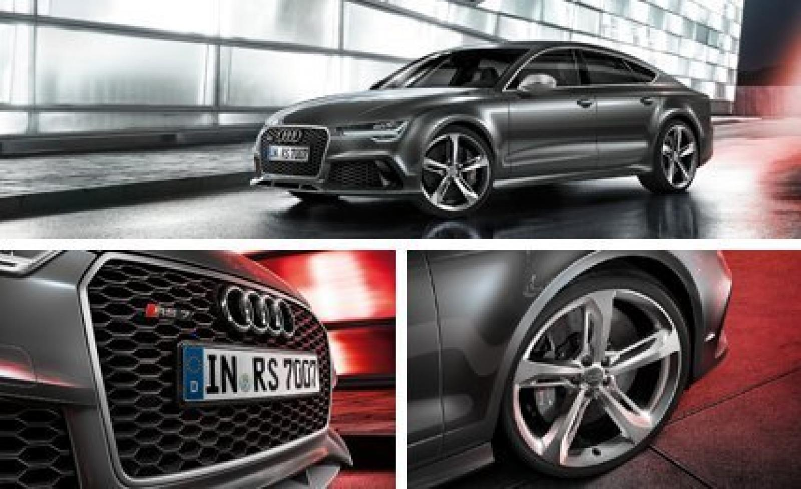 2015 Audi RS 7 - Information and photos - ZombieDrive
