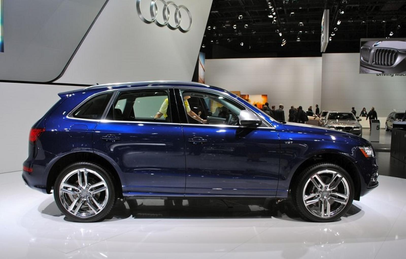 Audi Q5 Msrp >> 2015 Audi SQ5 - Information and photos - ZombieDrive