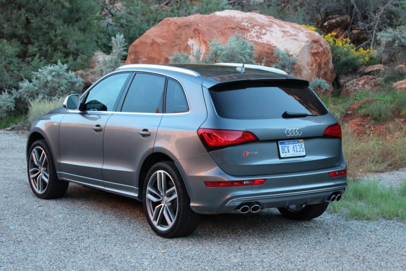 2015 audi sq5 - information and photos - zombiedrive