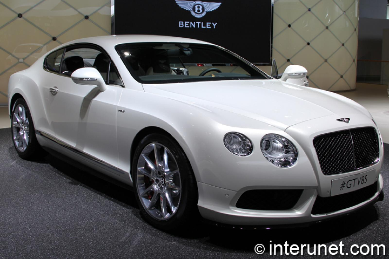 2015 Bentley Continental Gt Information And Photos