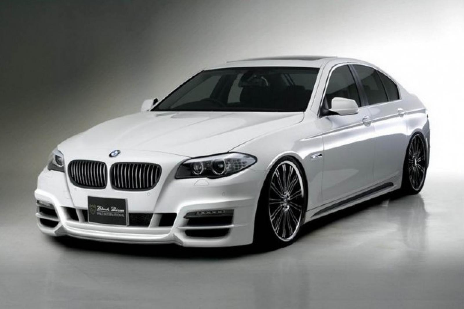 2015 bmw 5 series information and photos zombiedrive. Black Bedroom Furniture Sets. Home Design Ideas