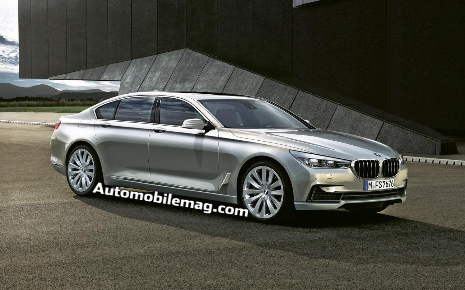 2015 Bmw 7 Series Information And Photos Zombiedrive