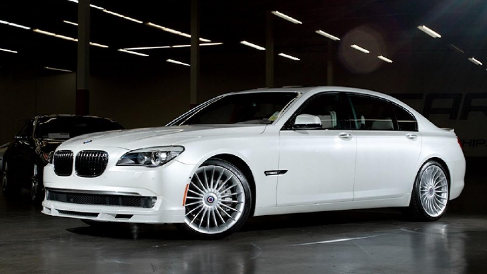 2015 BMW ALPINA B7 - Information and photos - ZombieDrive