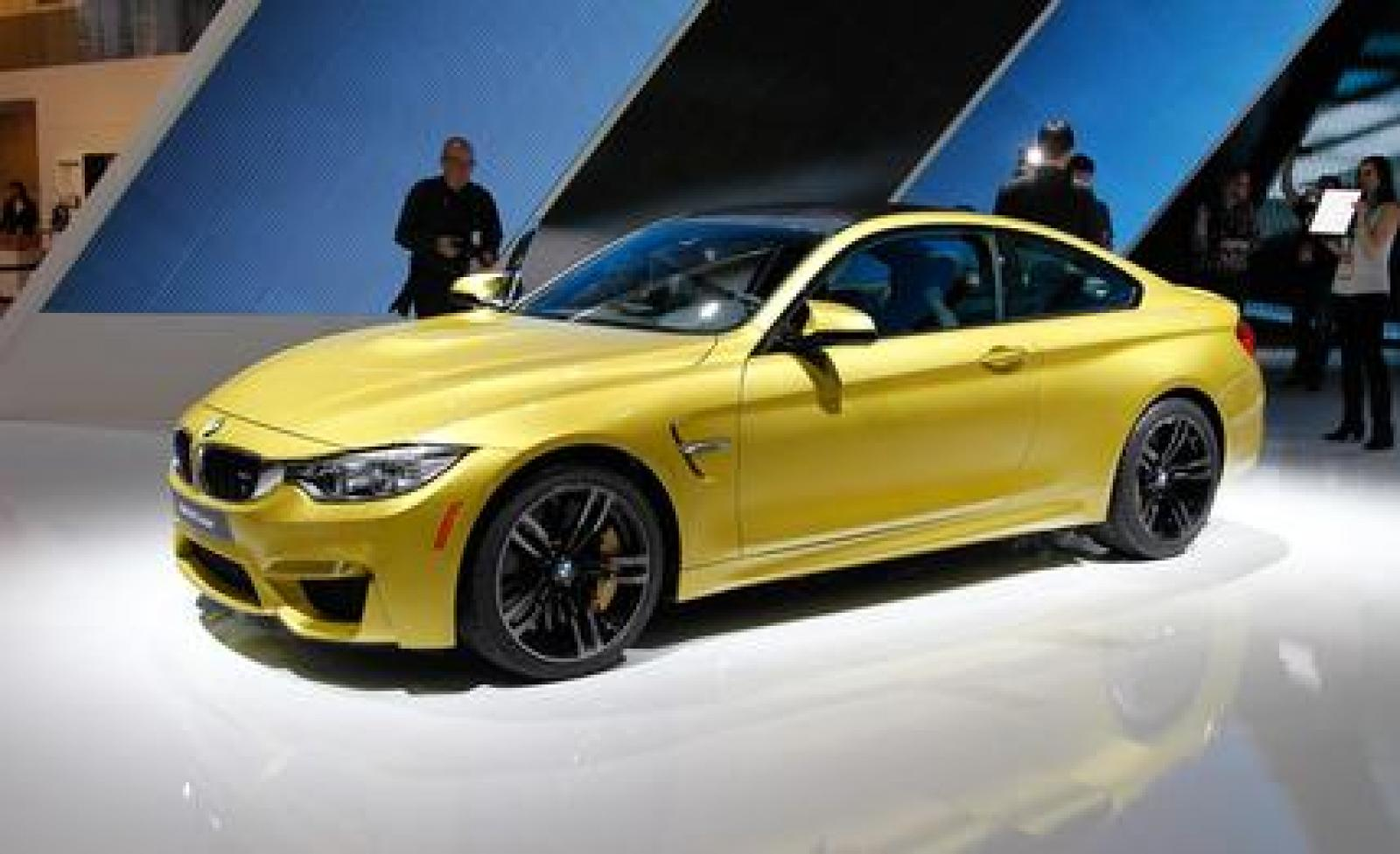 2015 bmw m4 information and photos zombiedrive. Black Bedroom Furniture Sets. Home Design Ideas
