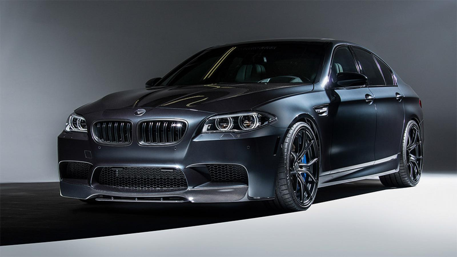 2015 Bmw M5 Information And Photos Zombiedrive
