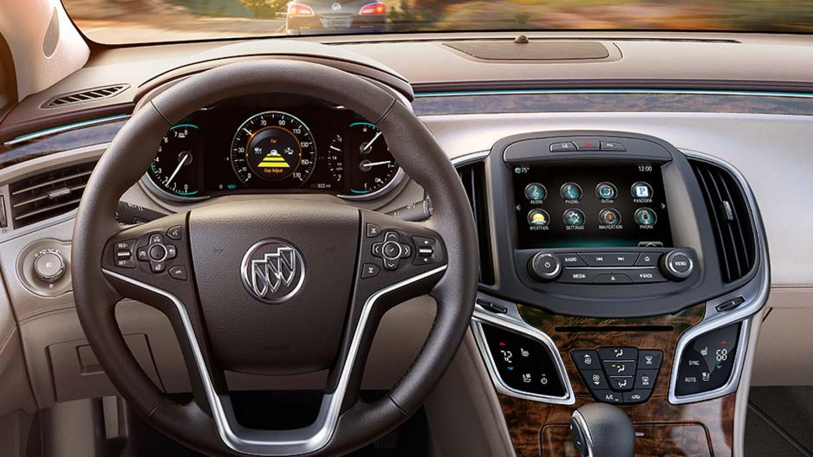 truth about img buick lacrosse review the eassist cars