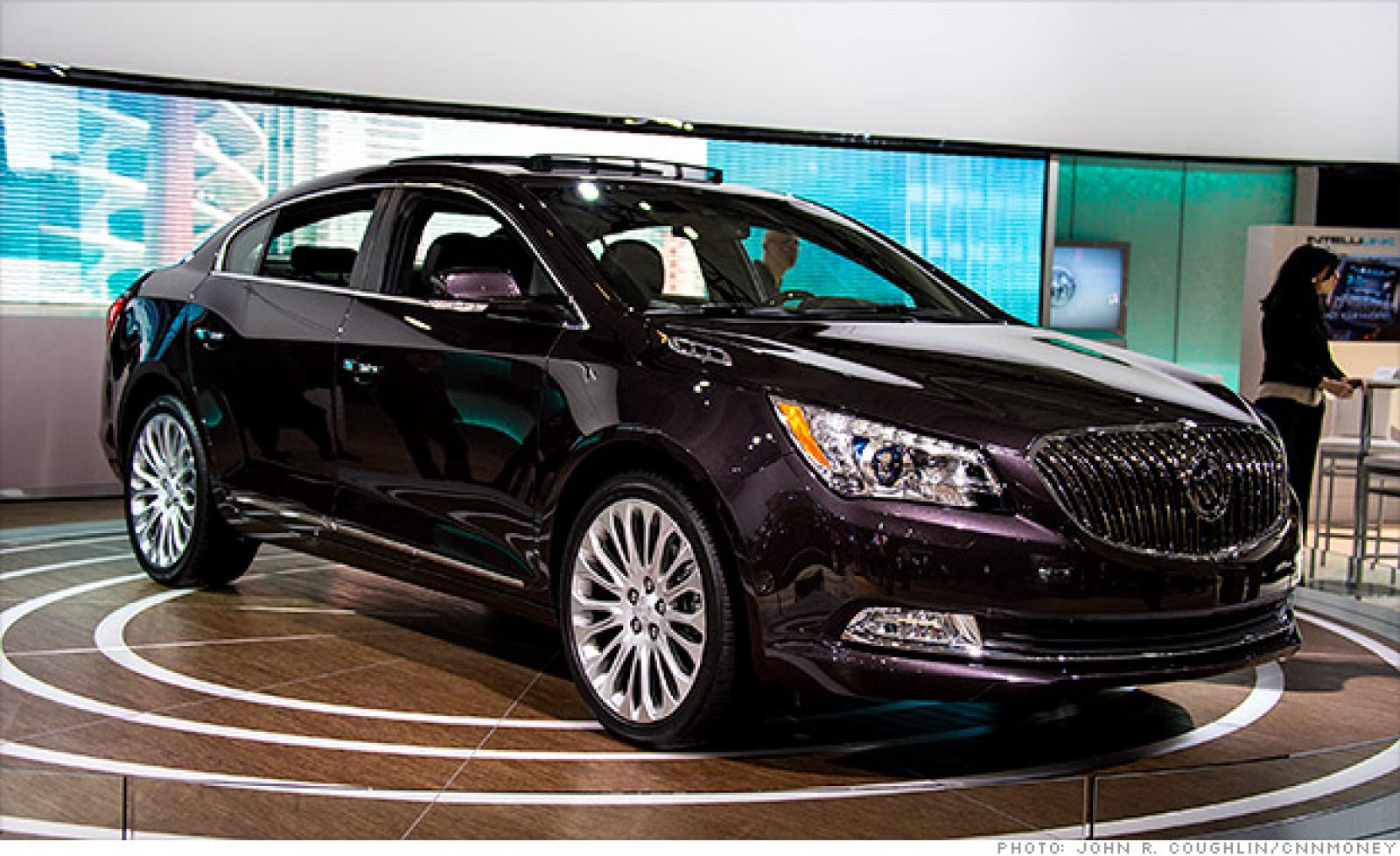 youtube buick watch review lacrosse