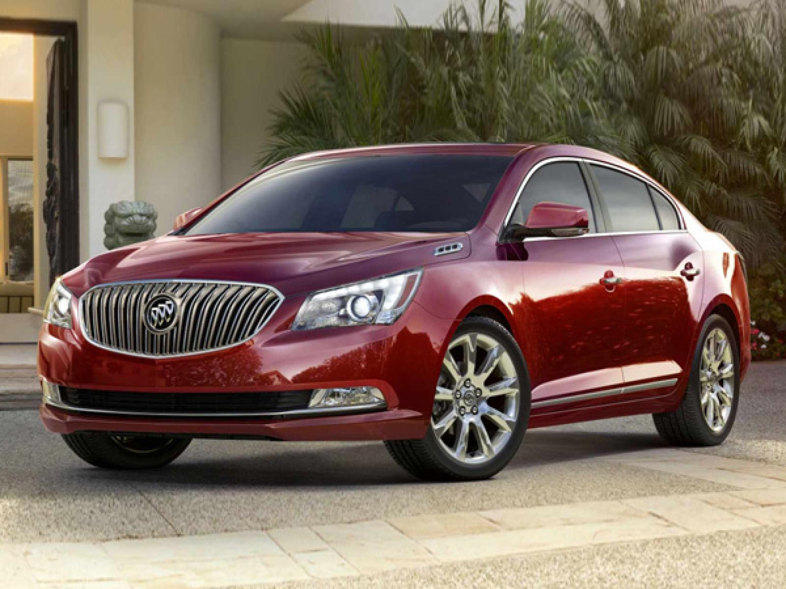 2015 buick lacrosse information and photos zombiedrive. Black Bedroom Furniture Sets. Home Design Ideas