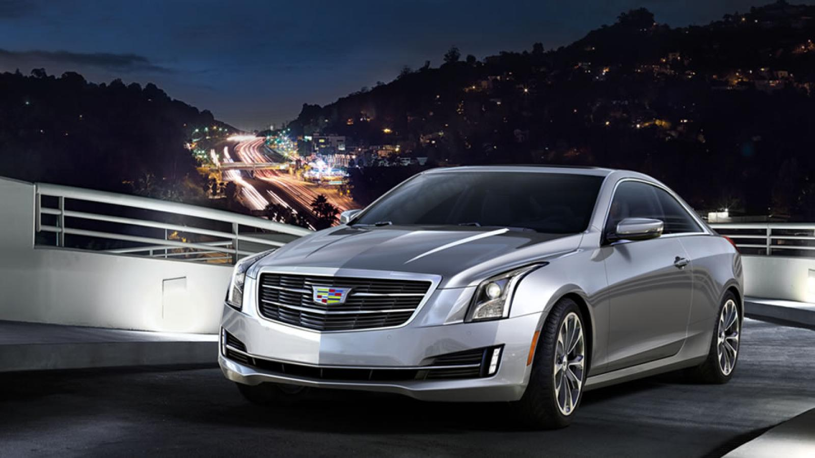 2015 Cadillac Ats V Information And Photos Zombiedrive