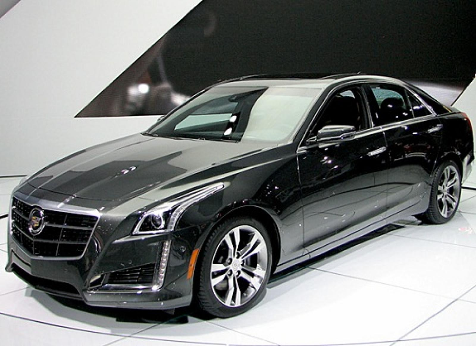 2015 Cadillac Cts Information And Photos Zombiedrive