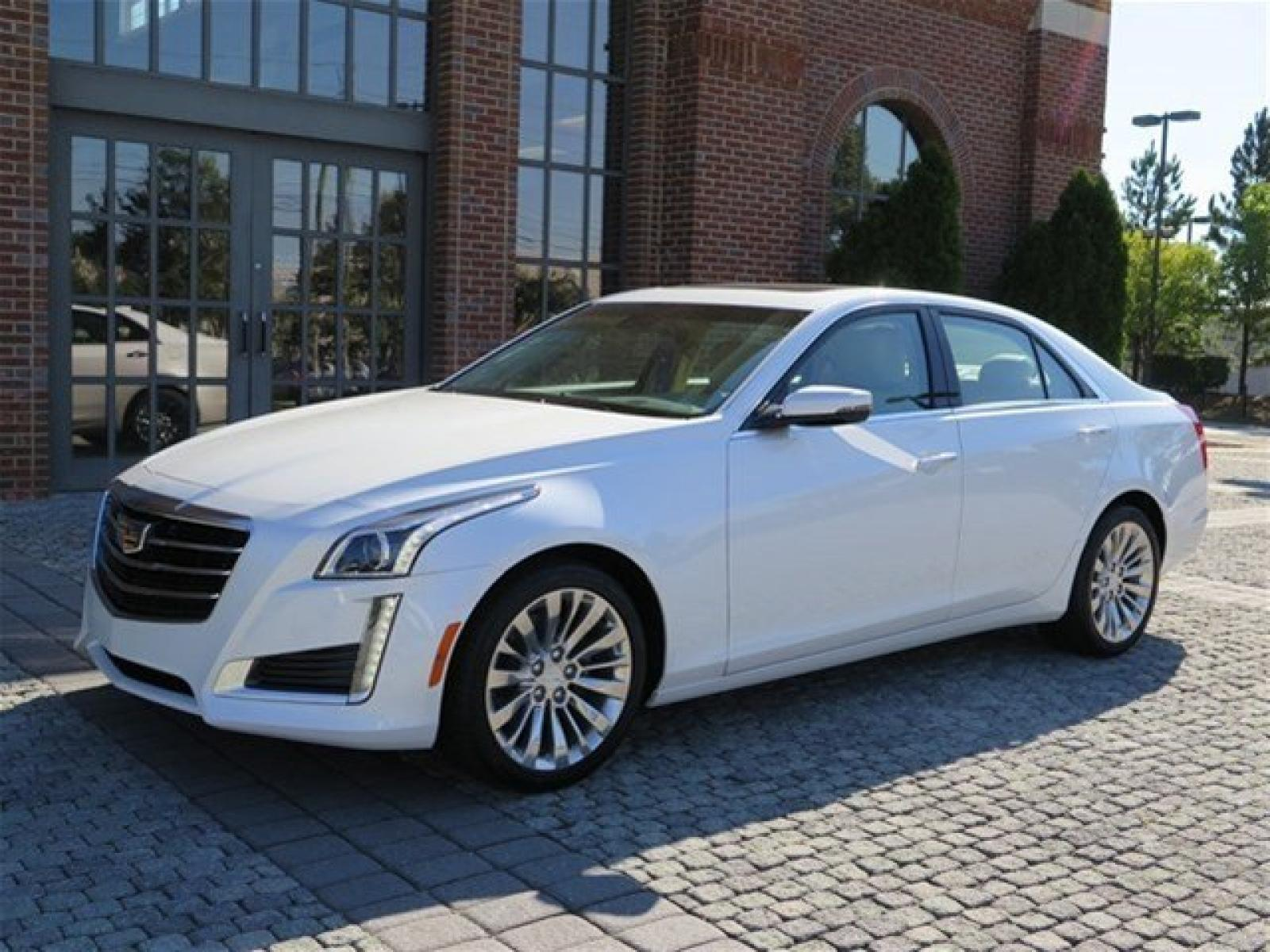 2015 cadillac cts information and photos zombiedrive. Black Bedroom Furniture Sets. Home Design Ideas