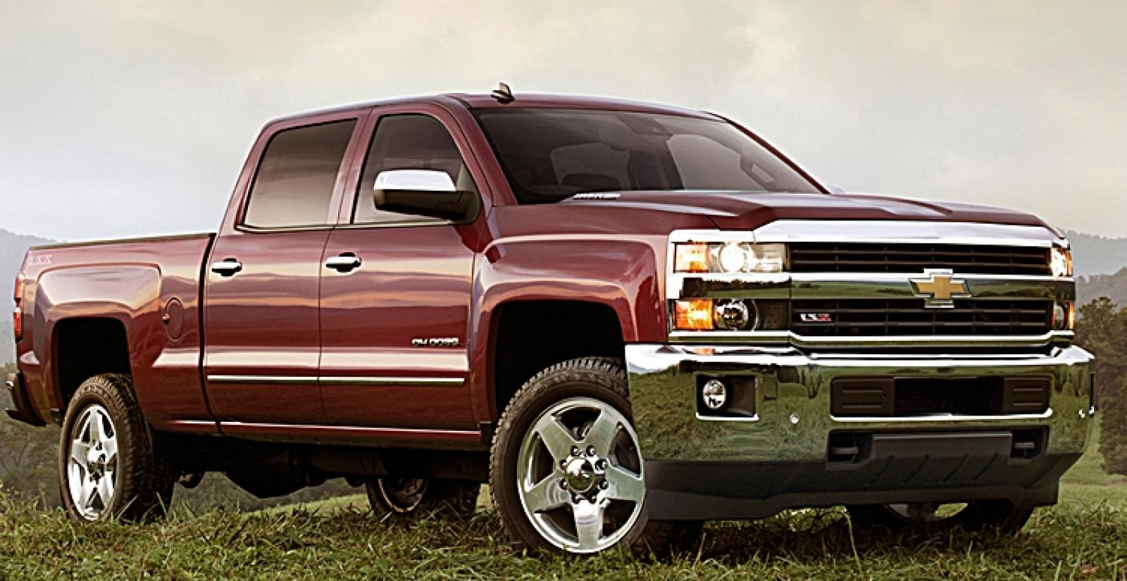 2015 chevrolet silverado 2500hd information and photos zombiedrive. Black Bedroom Furniture Sets. Home Design Ideas