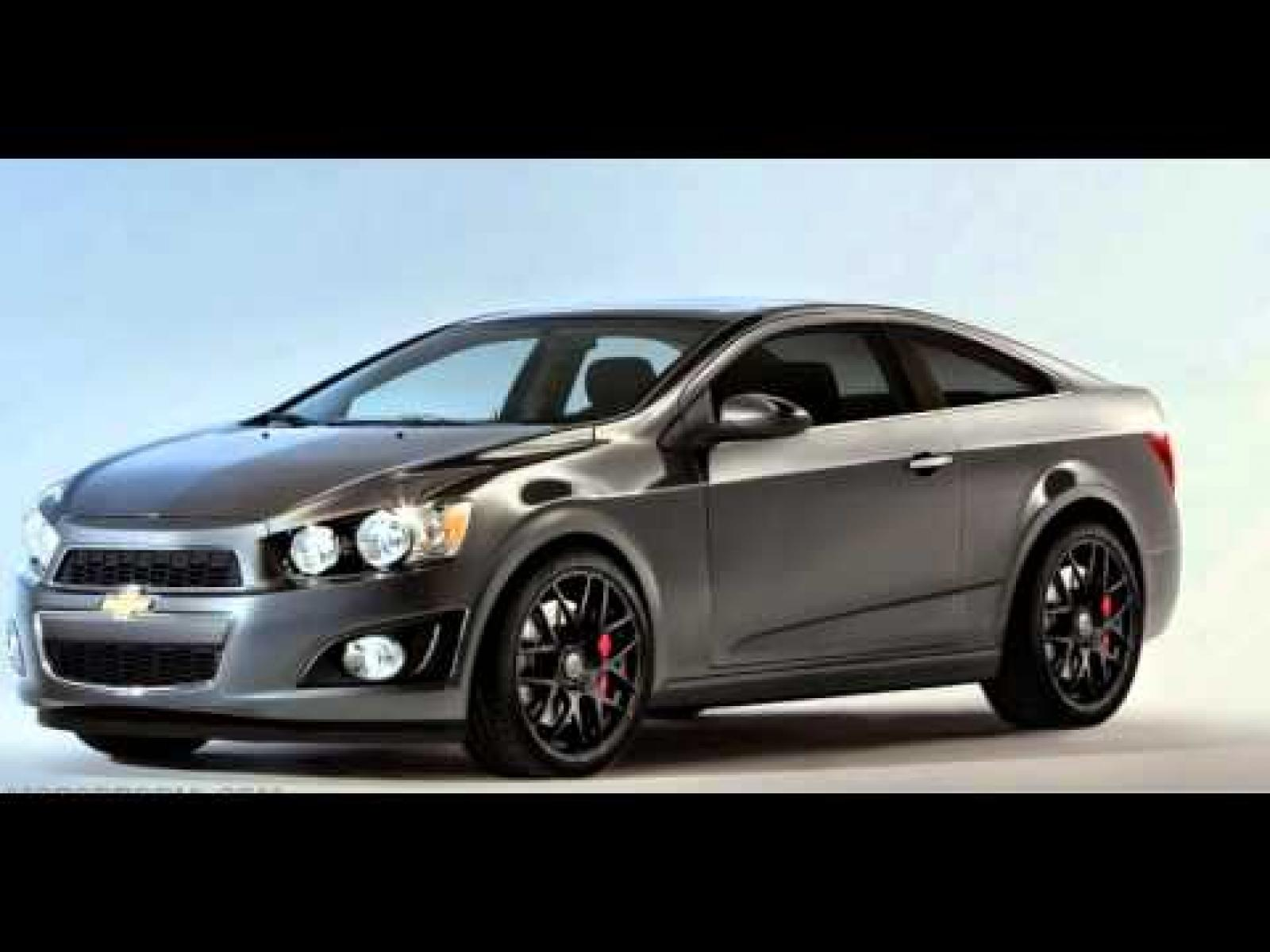 2015 Chevrolet Sonic Information And Photos Zomb Drive