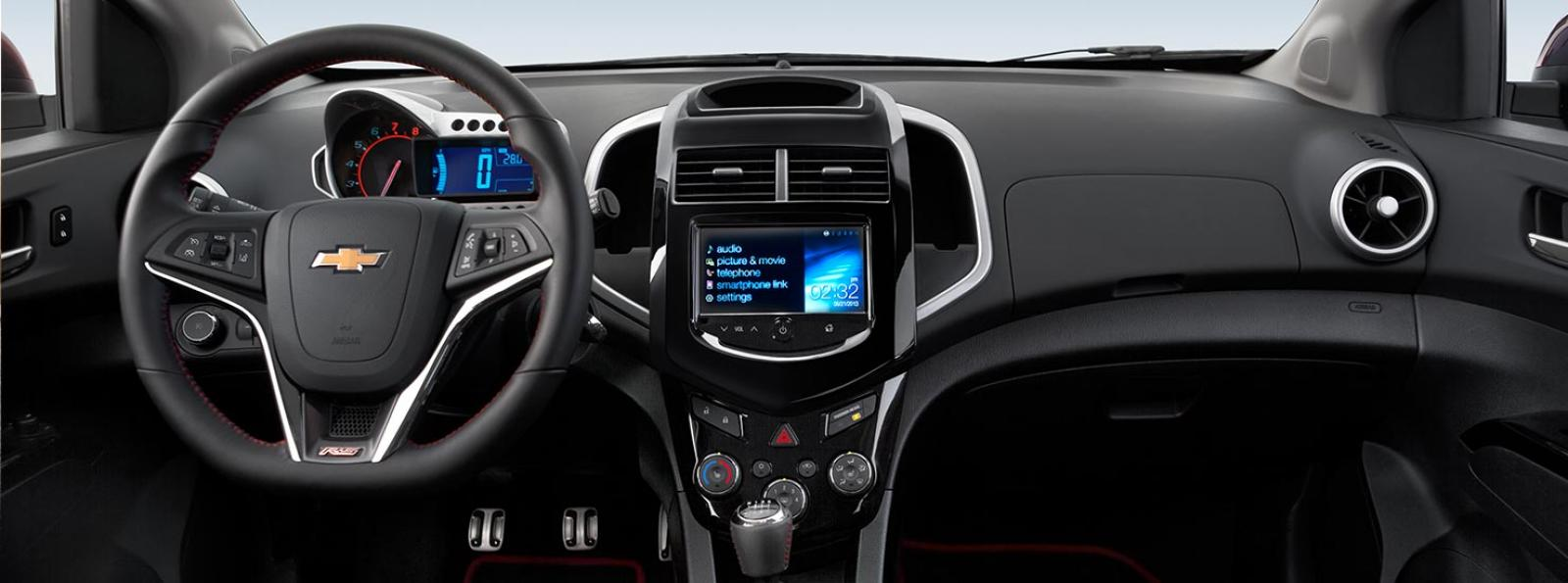 2015 Chevrolet Sonic - Information and photos - Zomb Drive