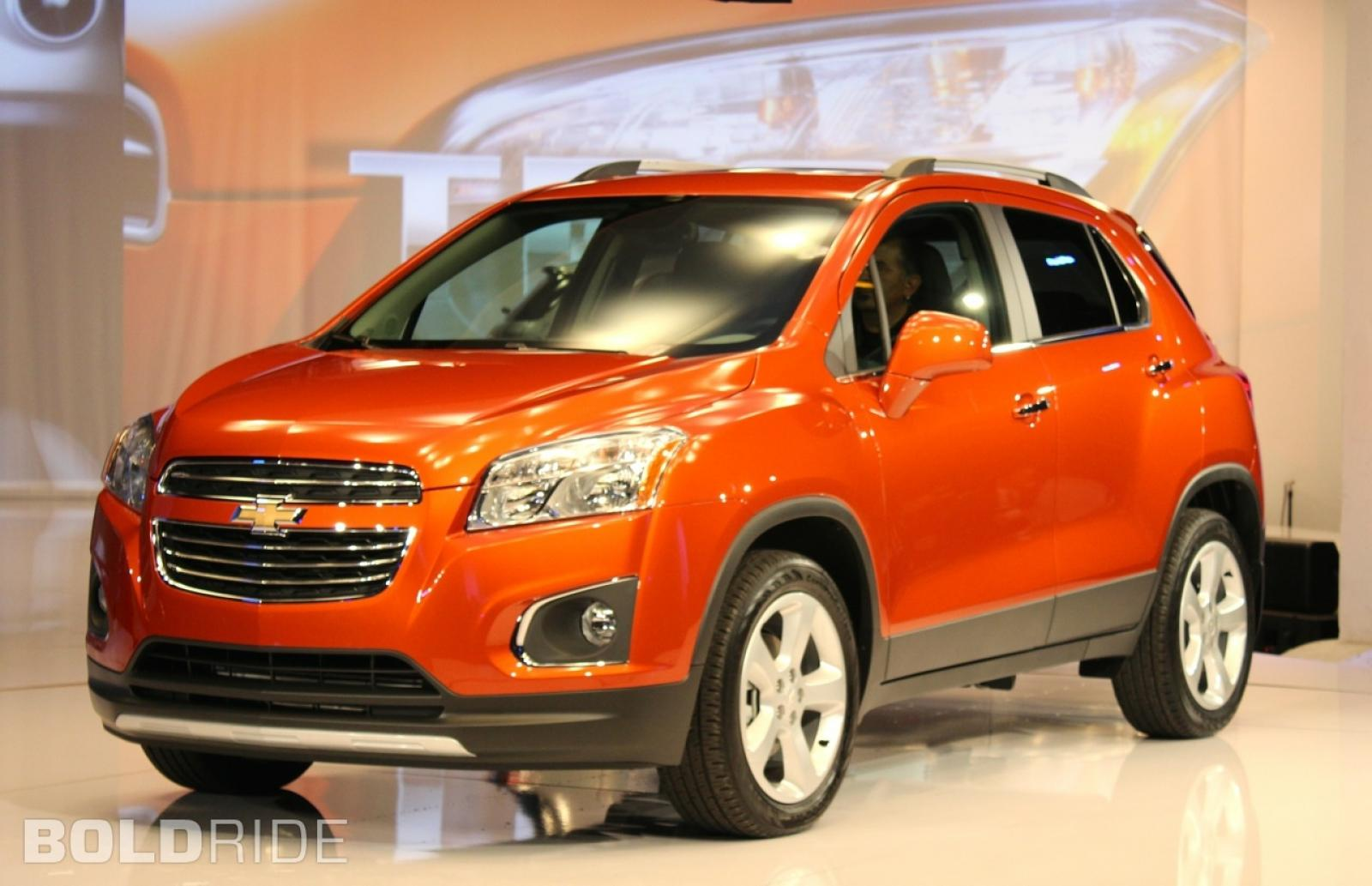 2015 chevrolet trax information and photos zombiedrive. Black Bedroom Furniture Sets. Home Design Ideas
