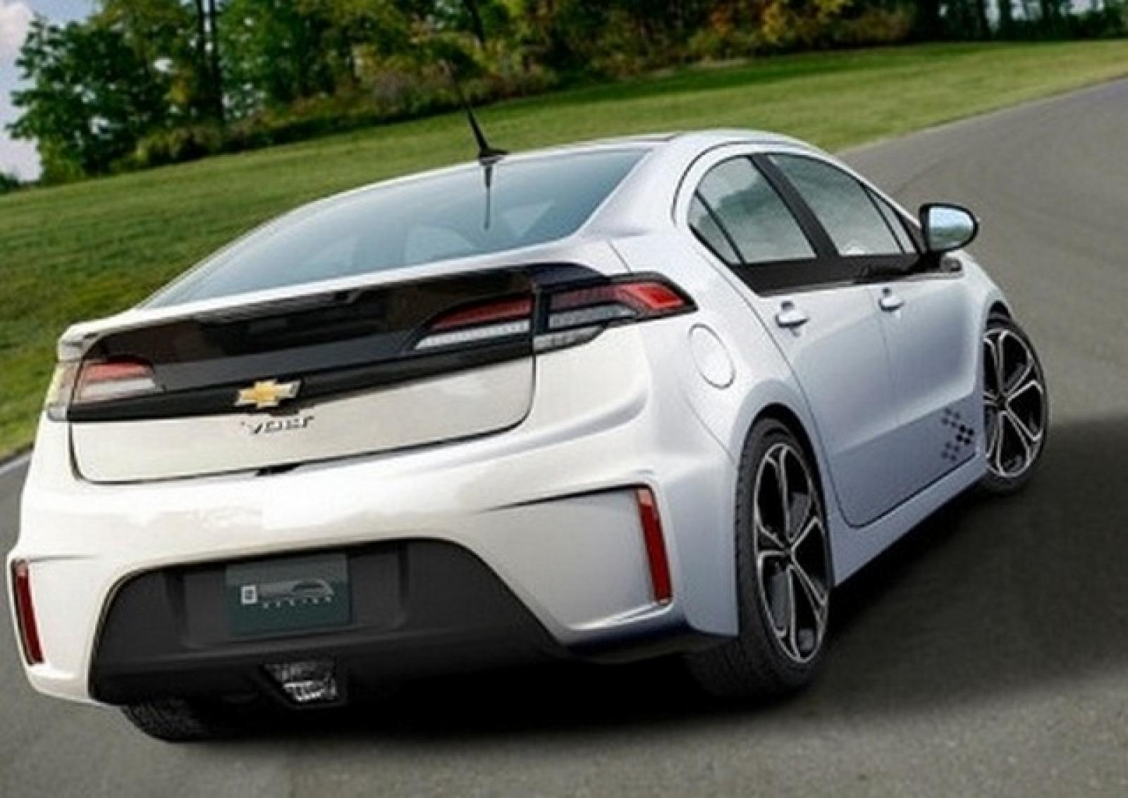2015 chevrolet volt information and photos zombiedrive. Black Bedroom Furniture Sets. Home Design Ideas