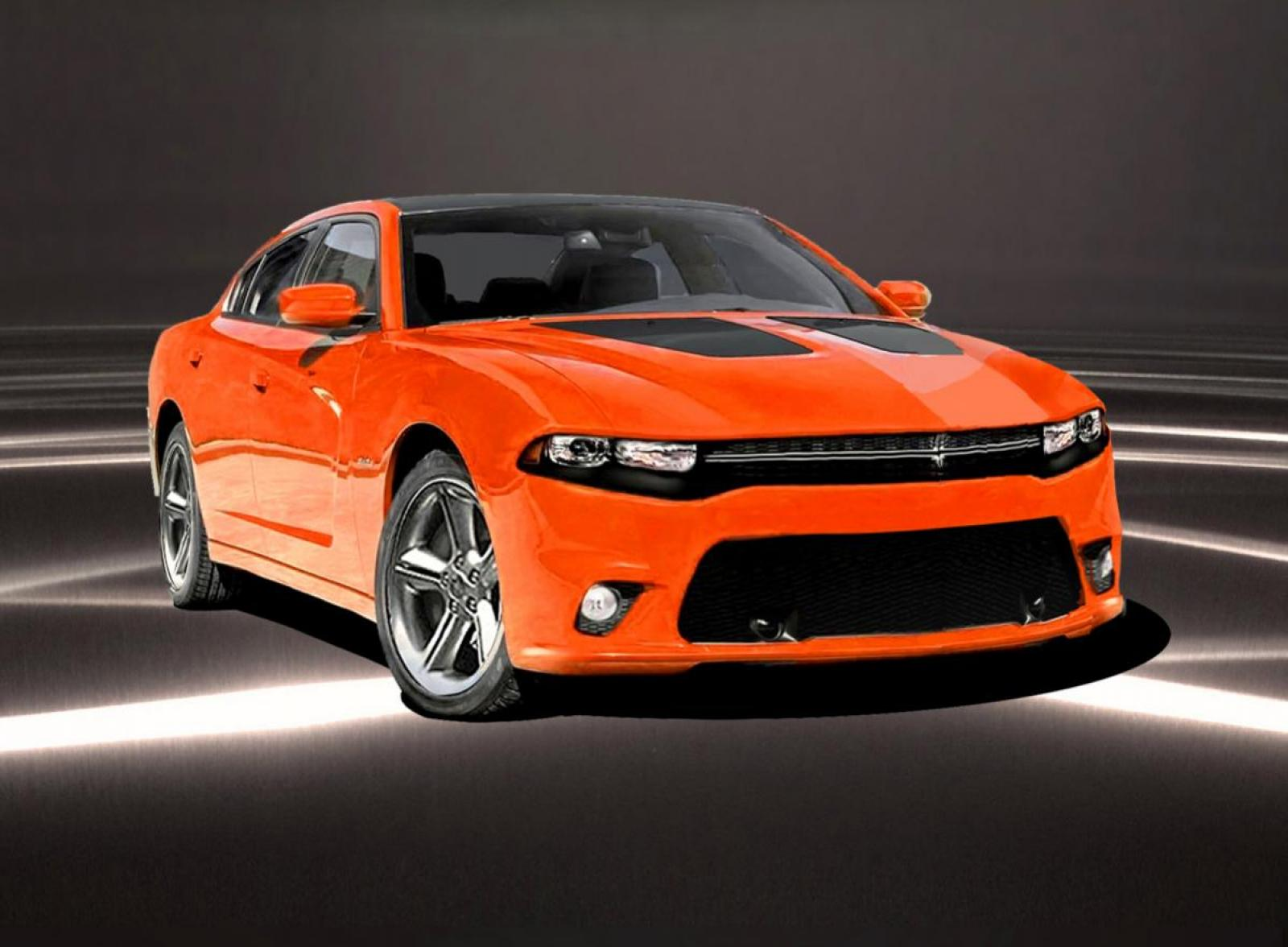 2015 dodge charger - information and photos - zombiedrive