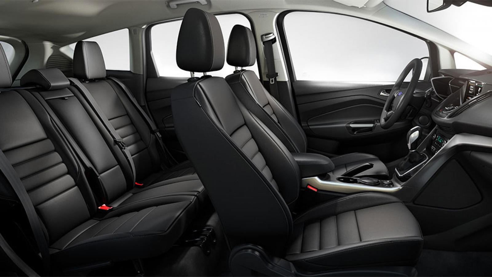 2015 ford c max energi information and photos zombiedrive for Max interior