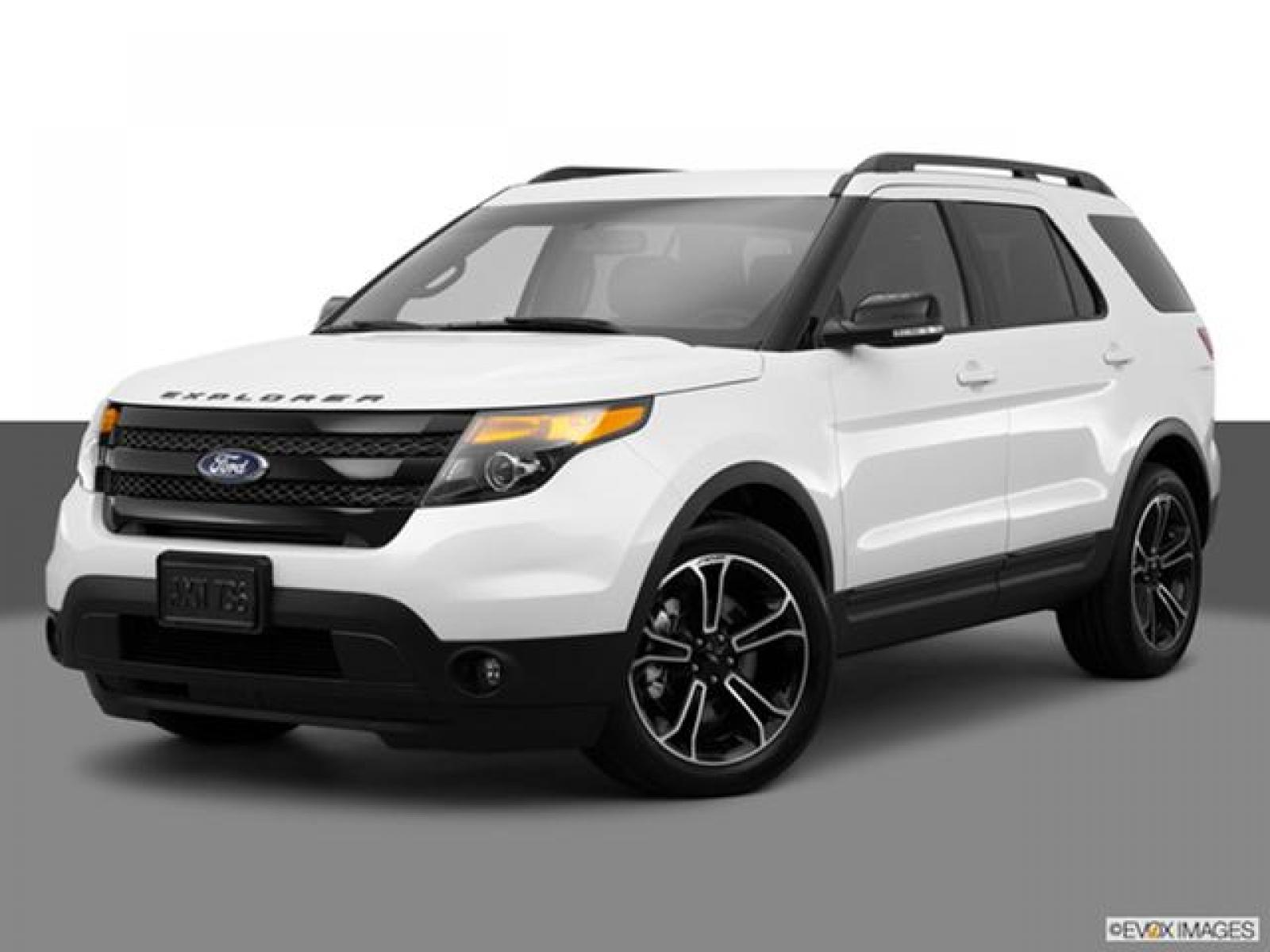 2015 ford explorer information and photos zombiedrive. Black Bedroom Furniture Sets. Home Design Ideas