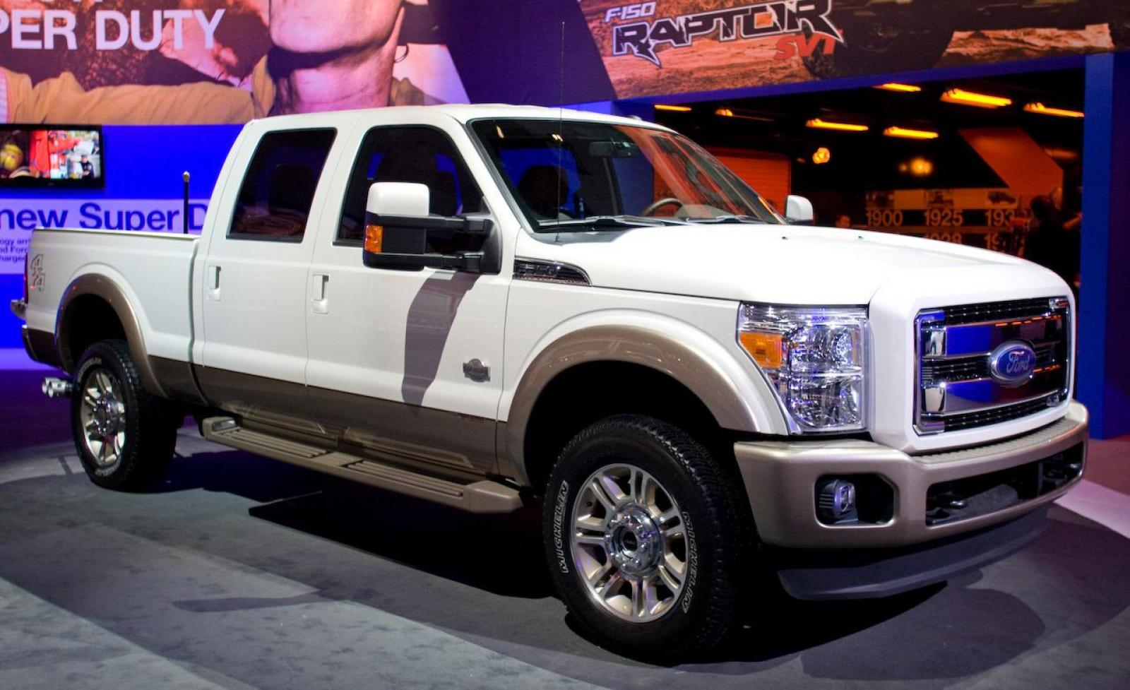 2015 Ford F 350 Super Duty 1600px Image 2 250 Traction Bars