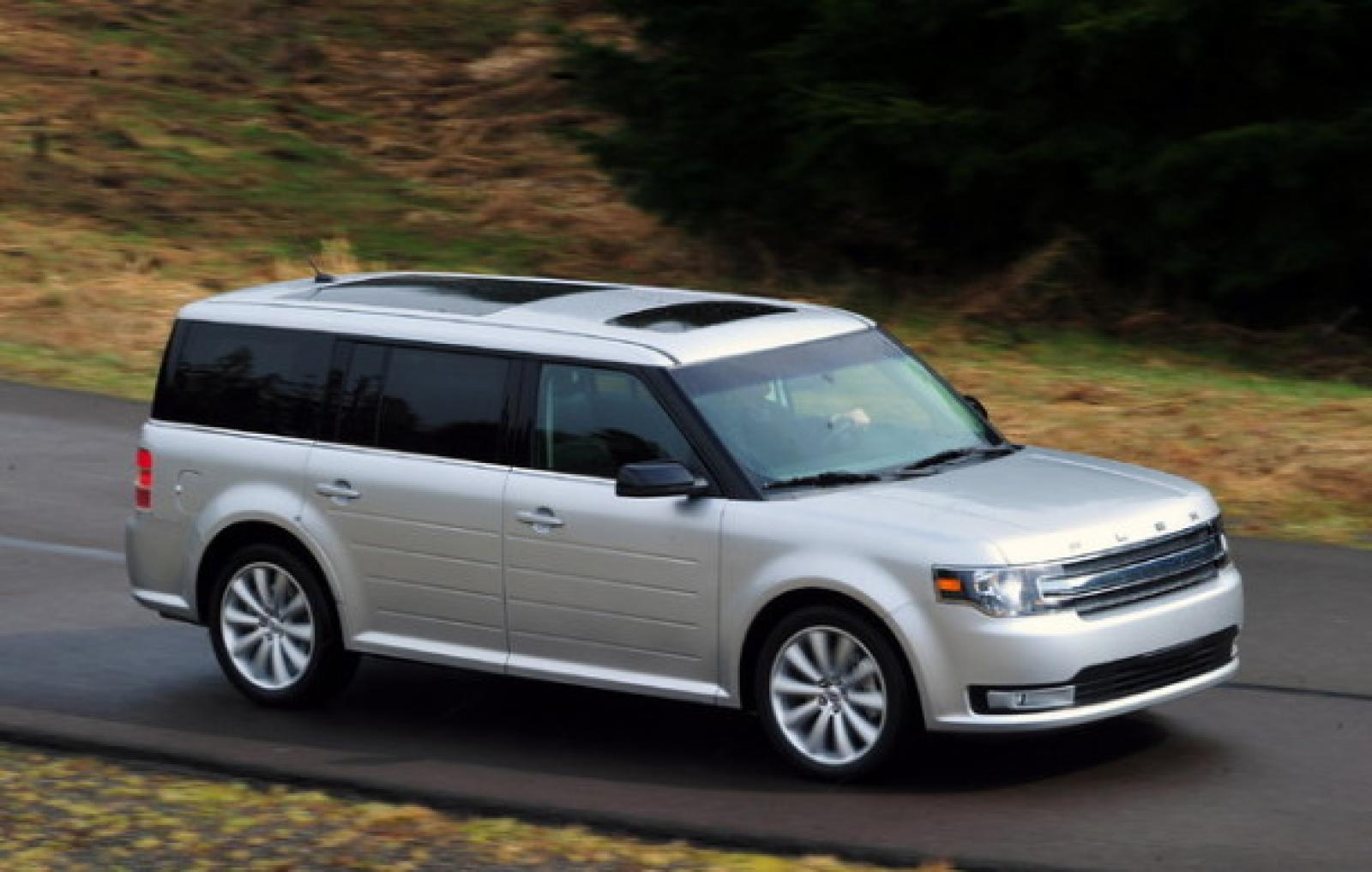 2015 Ford Flex 1600px Image 6
