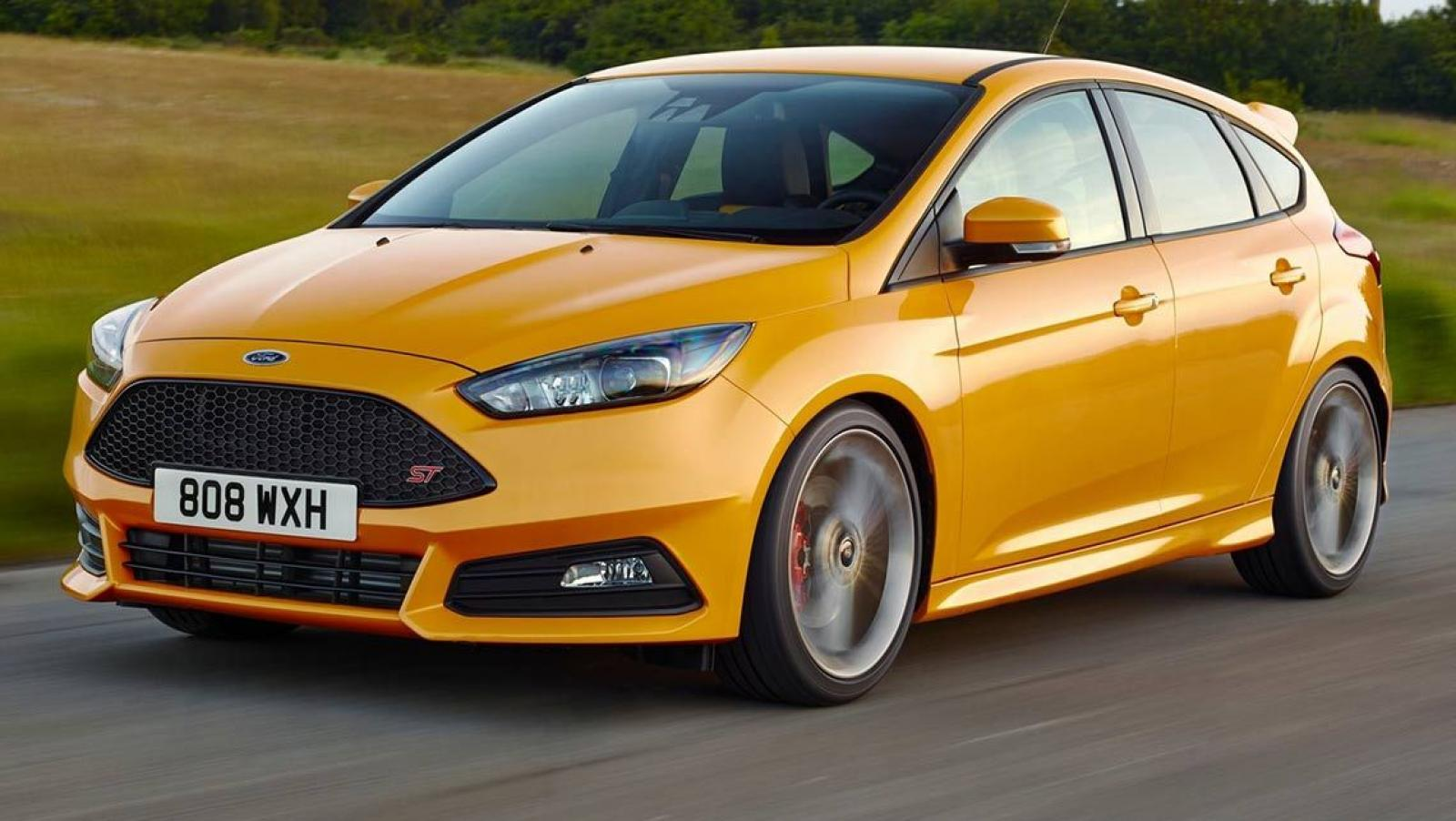 2015 ford focus st information and photos zombiedrive. Black Bedroom Furniture Sets. Home Design Ideas