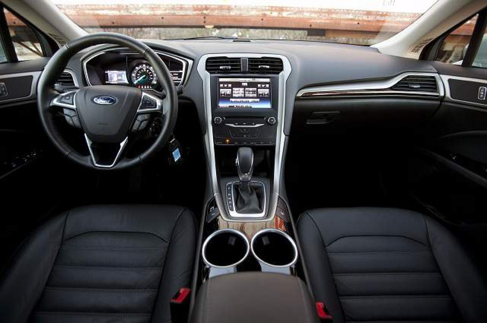 2015 ford fusion hybrid 7