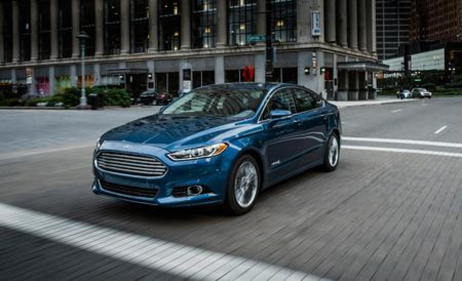 2015 ford fusion hybrid information and photos zombiedrive. Black Bedroom Furniture Sets. Home Design Ideas