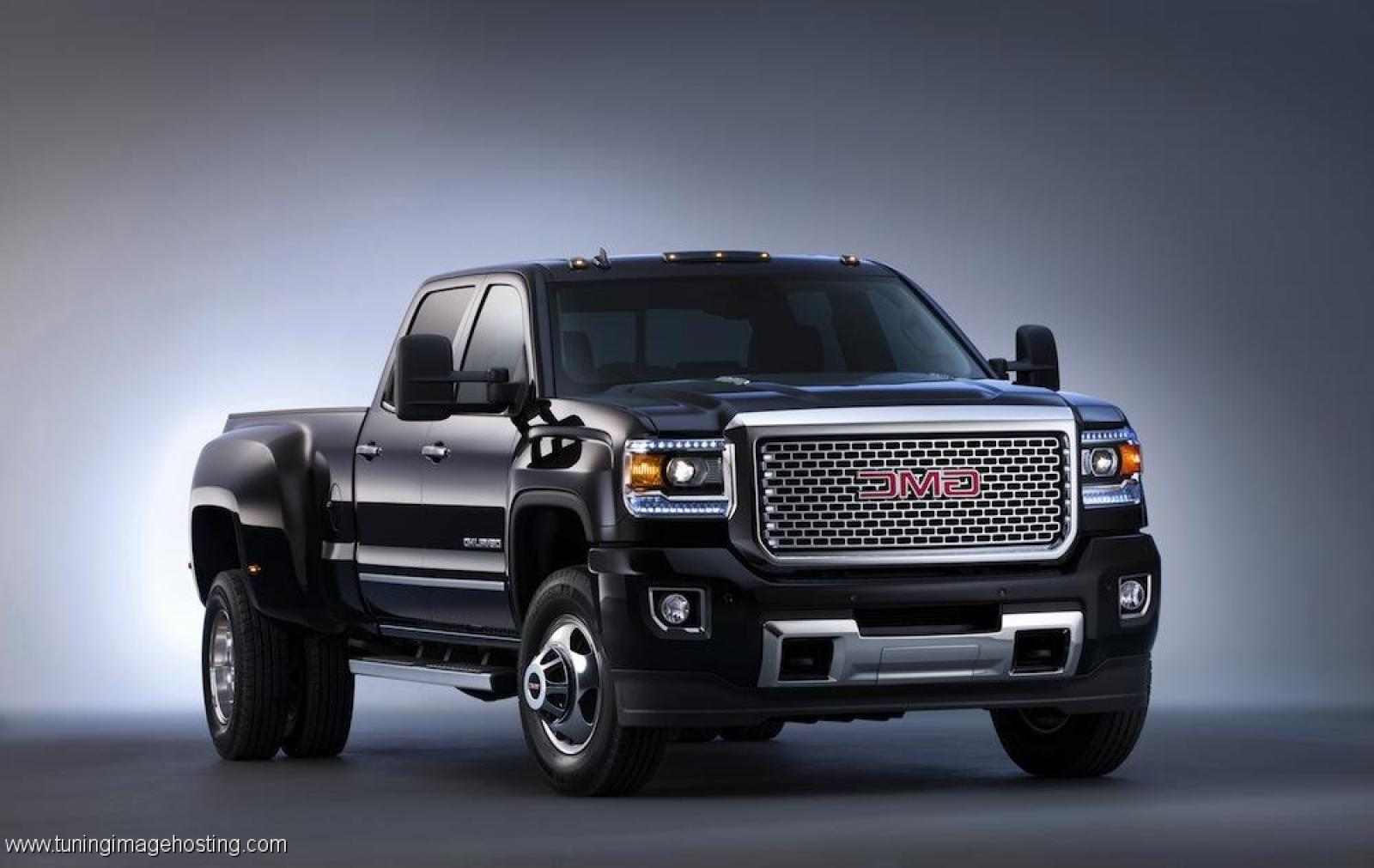 2015 gmc sierra 3500hd information and photos zombiedrive. Black Bedroom Furniture Sets. Home Design Ideas
