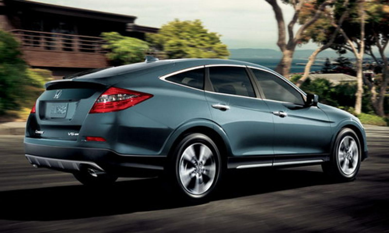 2015 honda crosstour information and photos zombiedrive