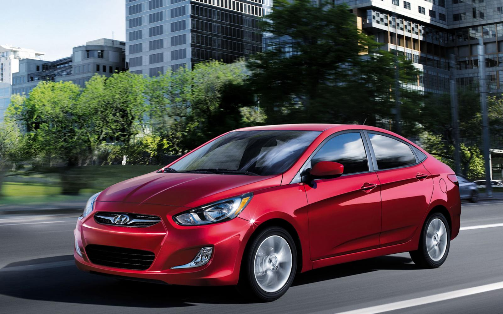 2015 Hyundai Accent - Information and photos - ZombieDrive