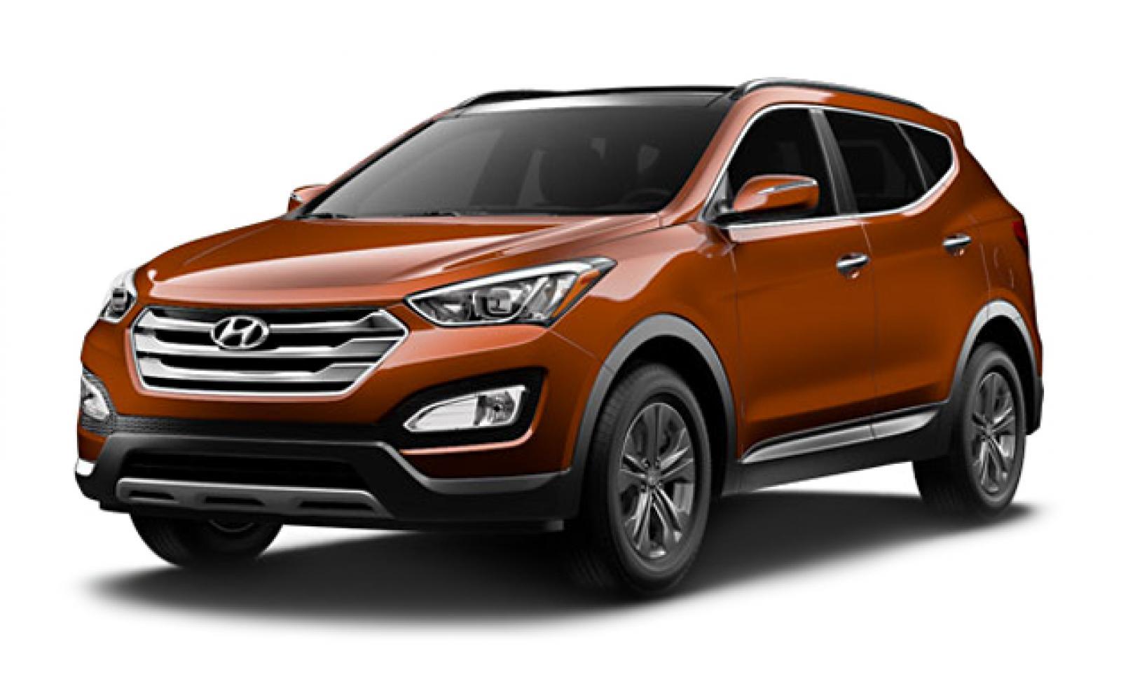 2015 Hyundai Santa Fe Sport Information And Photos