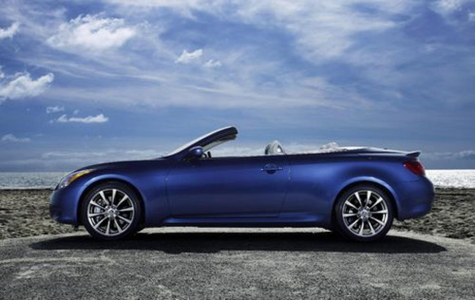 2015 infiniti q60 convertible information and photos zombiedrive. Black Bedroom Furniture Sets. Home Design Ideas