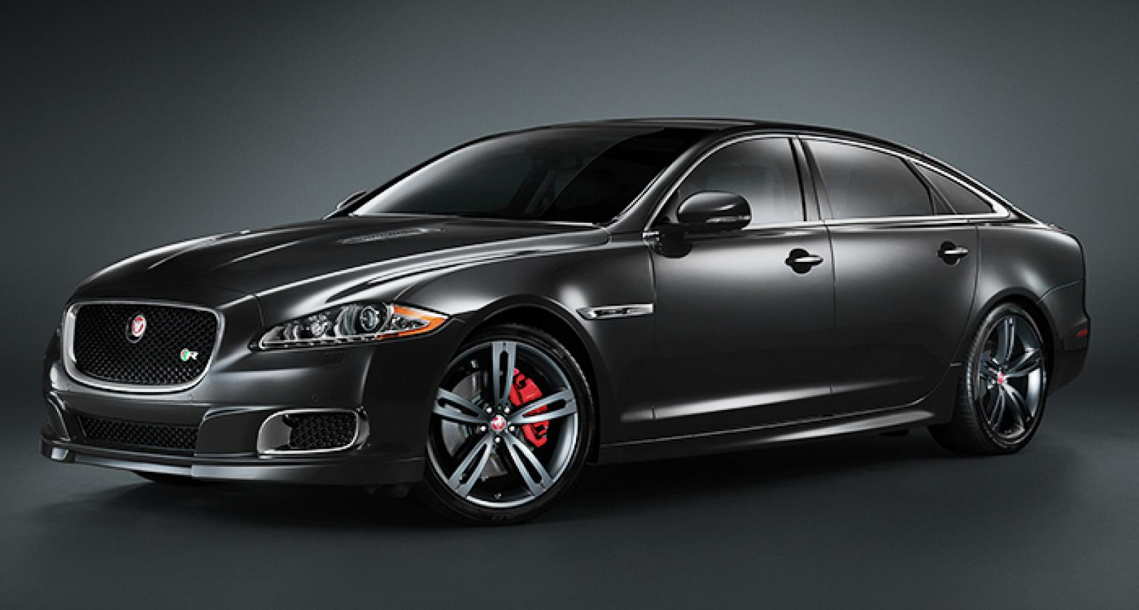 2015 jaguar xj information and photos zombiedrive. Black Bedroom Furniture Sets. Home Design Ideas