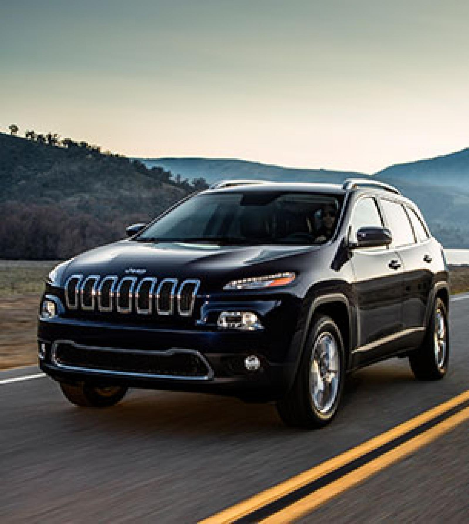 Jeep Cheroker: Information And Photos