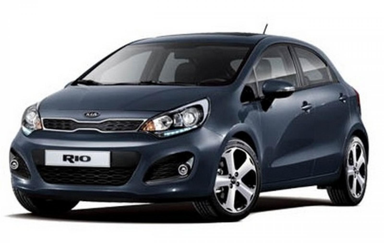 2015 kia rio information and photos zombiedrive. Black Bedroom Furniture Sets. Home Design Ideas