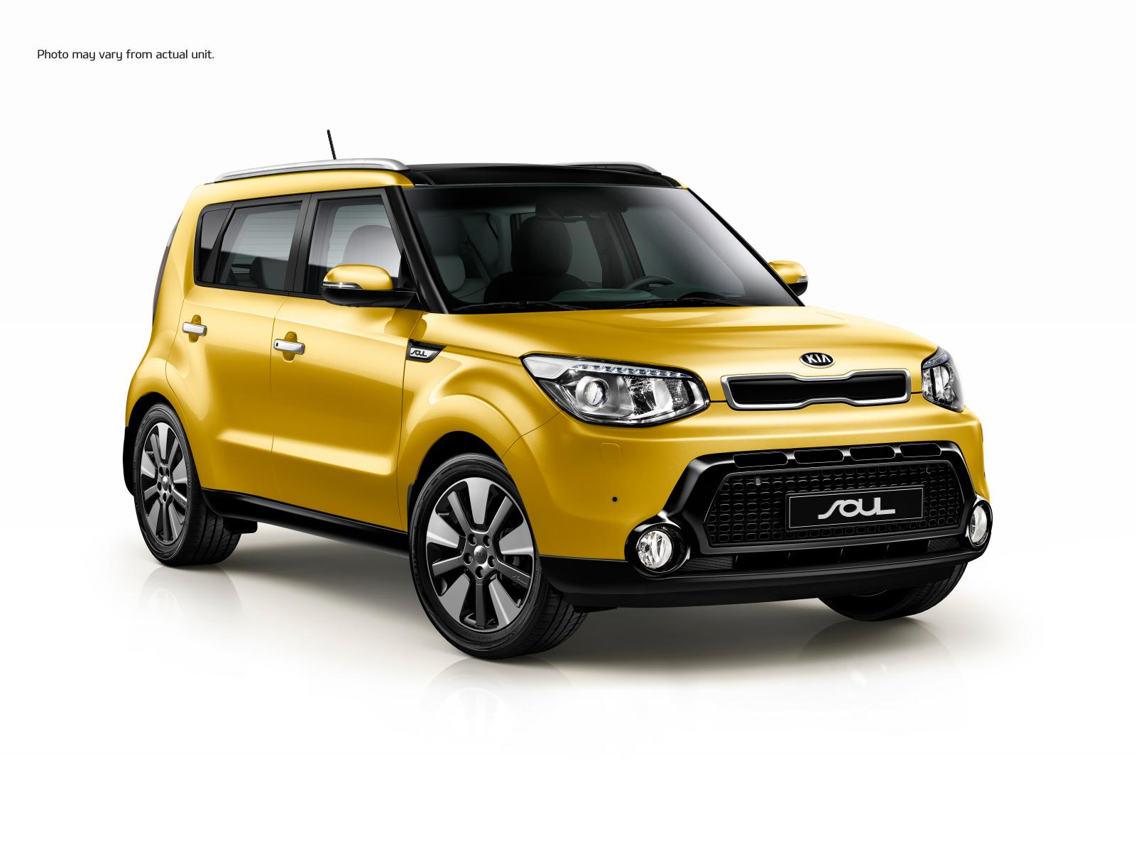 2015 kia soul information and photos zombiedrive. Black Bedroom Furniture Sets. Home Design Ideas