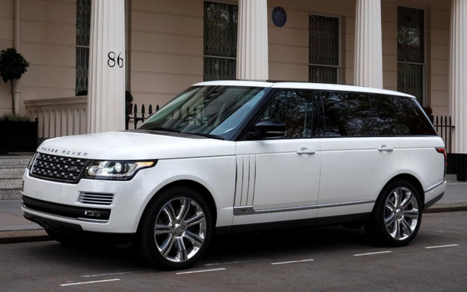 2015 land rover range rover information and photos. Black Bedroom Furniture Sets. Home Design Ideas