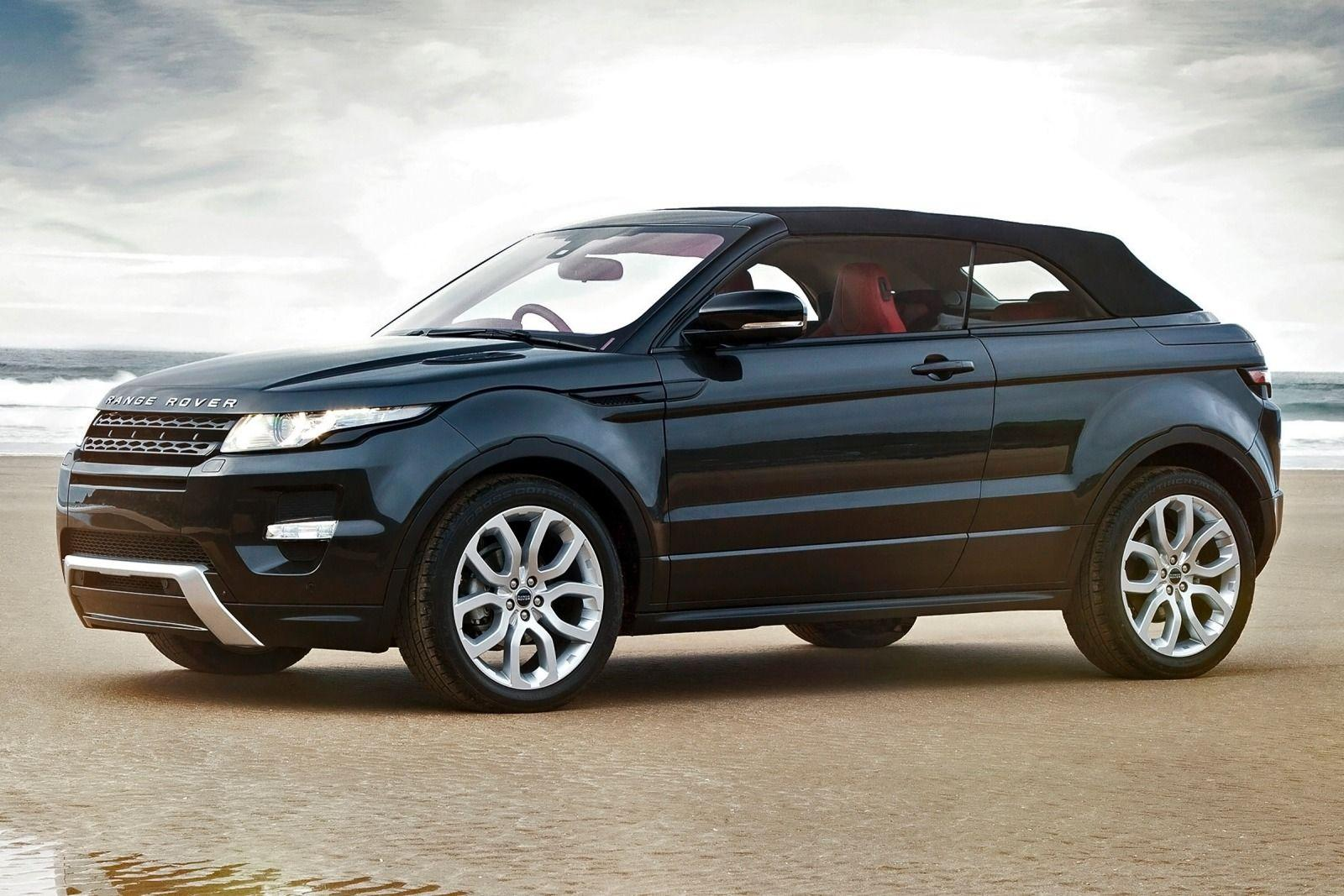 2015 Land Rover Range Rover Evoque Convertible Information And