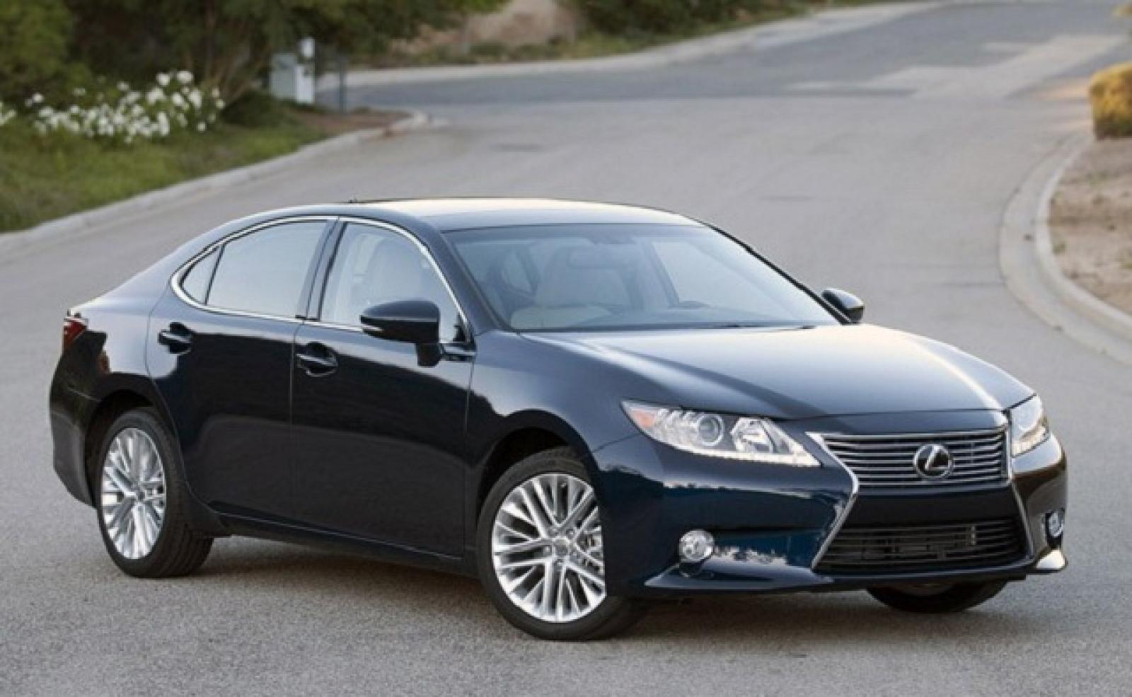 2015 Lexus ES 350 Information And Photos Zomb Drive