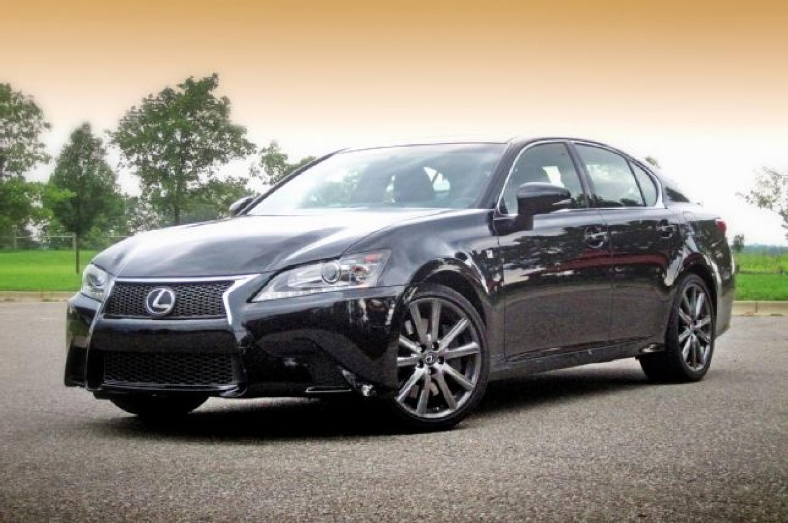 2015 lexus gs 350 information and photos zombiedrive. Black Bedroom Furniture Sets. Home Design Ideas