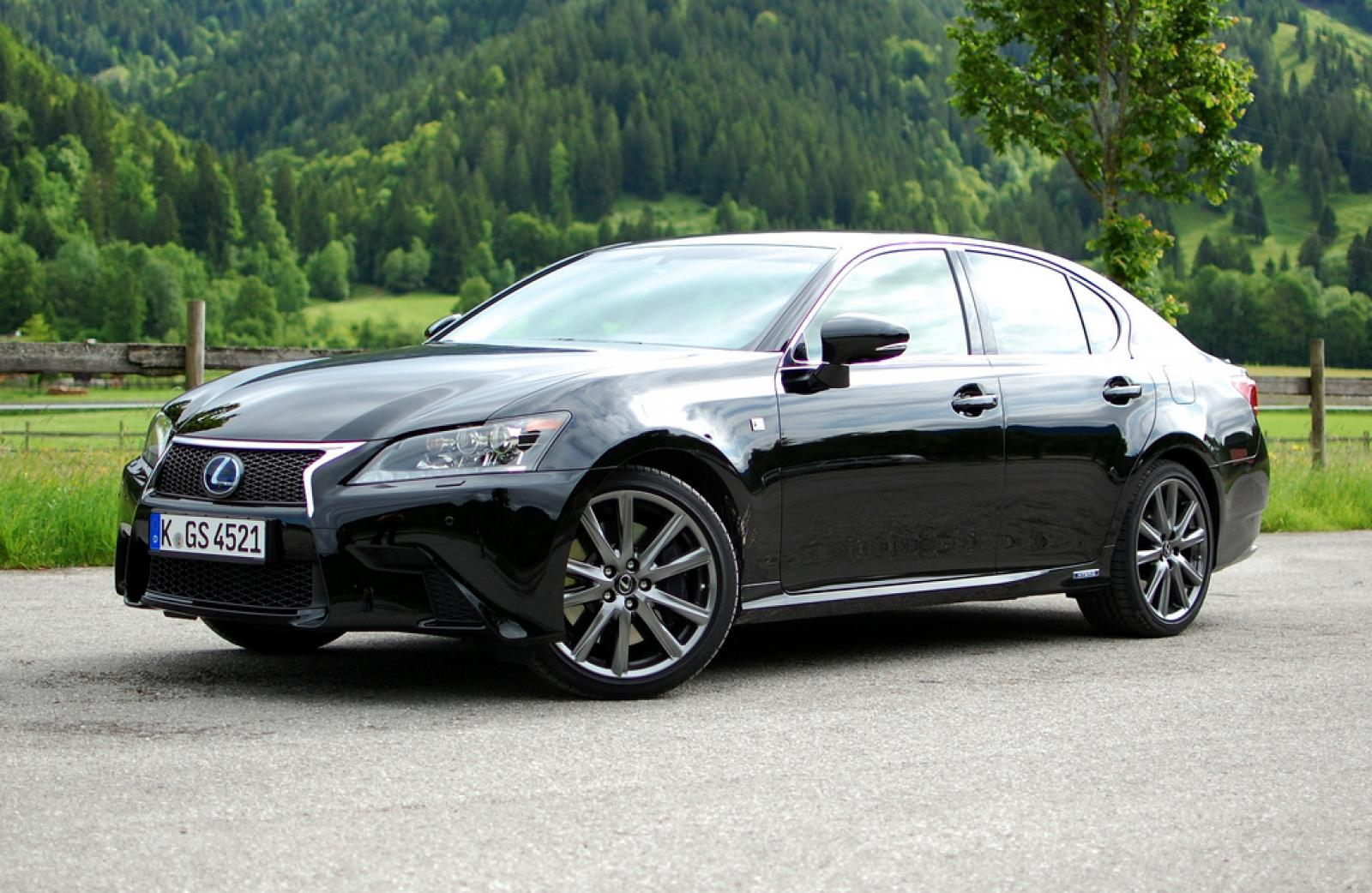 2015 lexus gs 450h information and photos zombiedrive. Black Bedroom Furniture Sets. Home Design Ideas