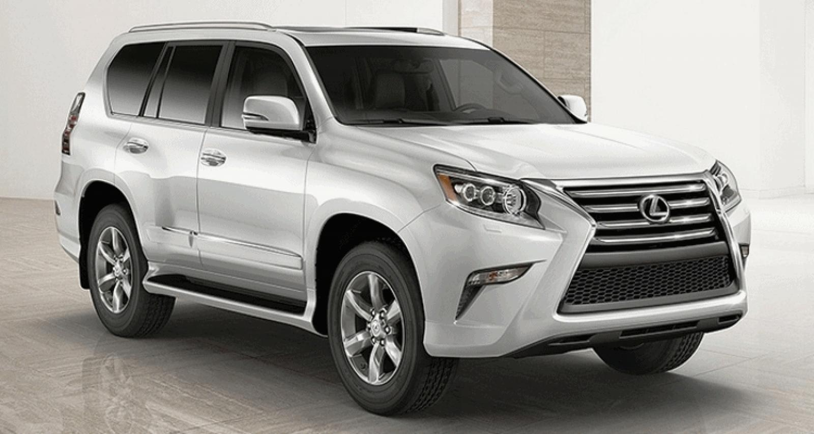 2015 lexus gx 460 information and photos zombiedrive. Black Bedroom Furniture Sets. Home Design Ideas