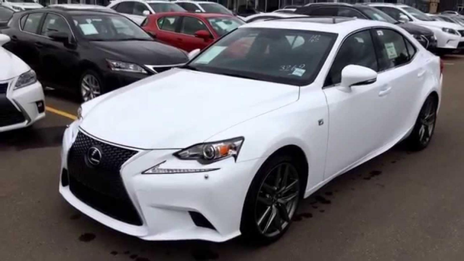 2015 Lexus Is 250 Information And Photos Zombiedrive