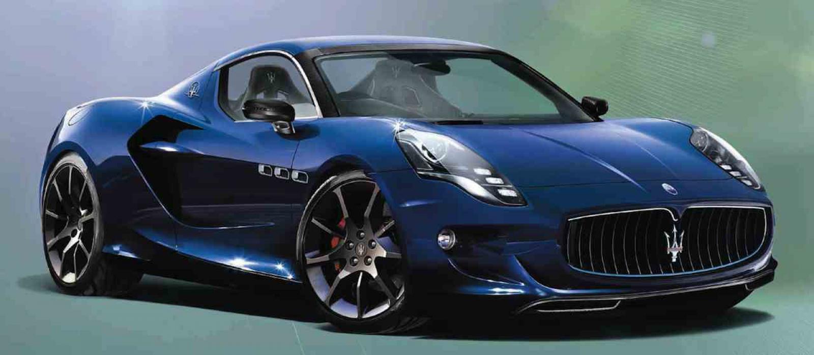2015 Maserati GranTurismo - Information and photos - ZombieDrive