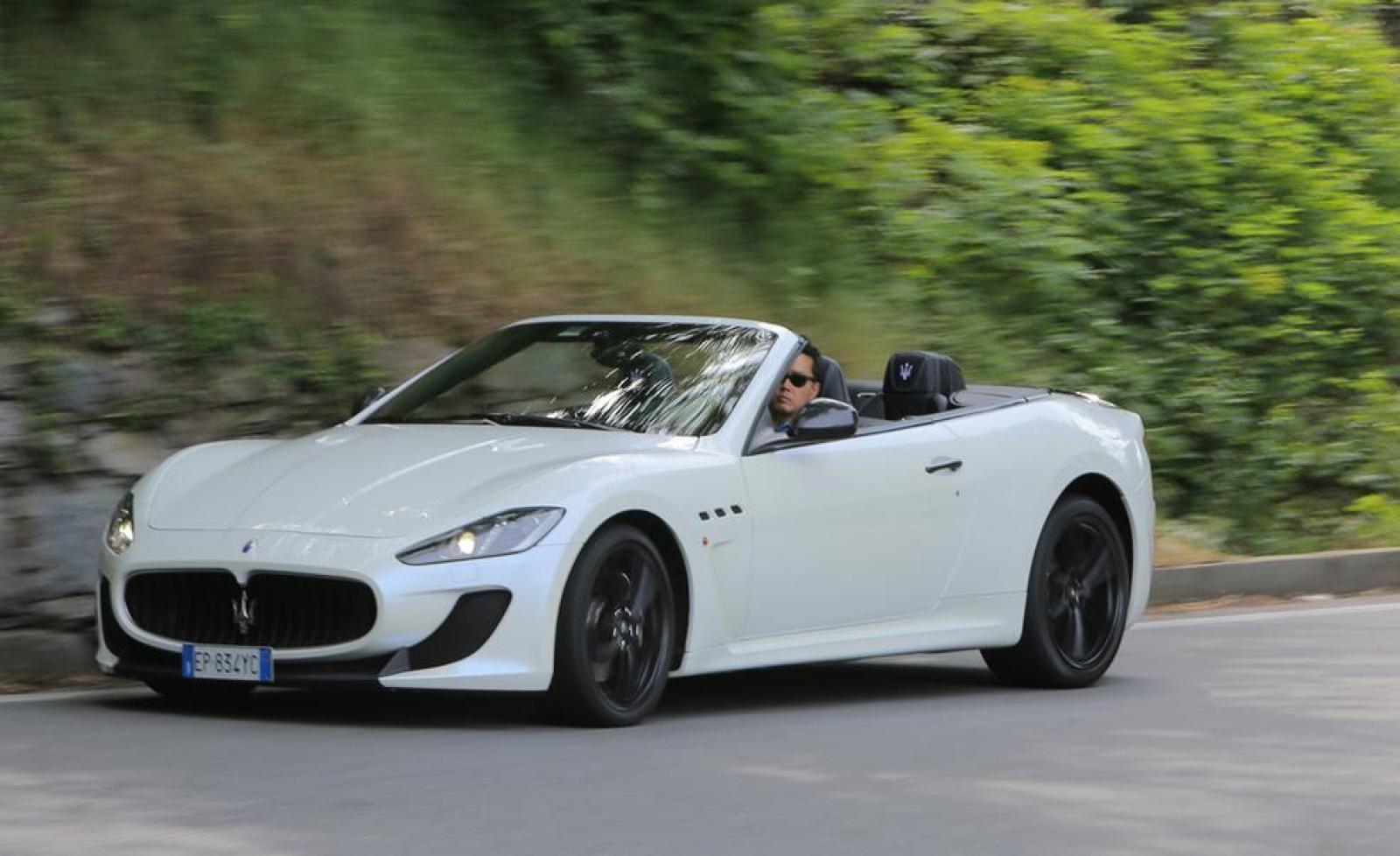 2015 Maserati GranTurismo Convertible - Information and ...